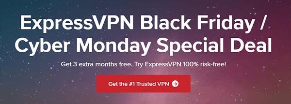ExpressVPN Black Friday Deal